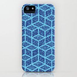 Kenna (Blue) iPhone Case