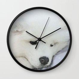 """ Treasured "" Wall Clock"