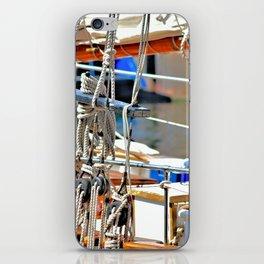 Ships Rigging iPhone Skin