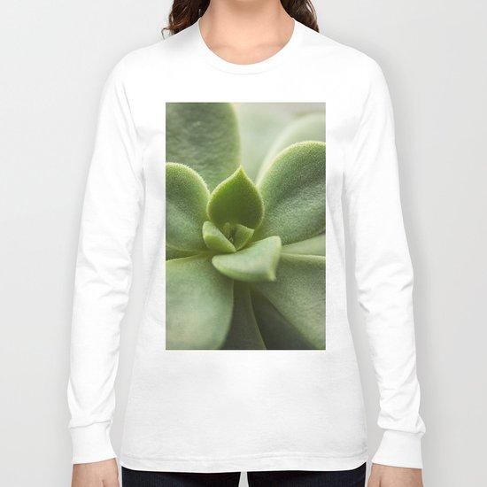 Succluent sunshine Long Sleeve T-shirt