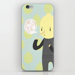 ONLY ONE LEMONGRAB iPhone Skin