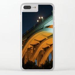 Calle de Segovia Clear iPhone Case