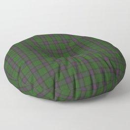 Armstrong Clan Tartan from 1842 Floor Pillow