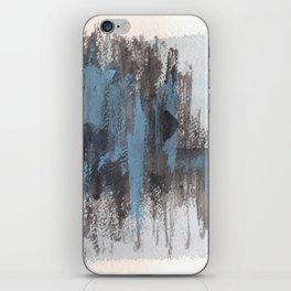 150423 Autumn Abstract 81 iPhone Skin