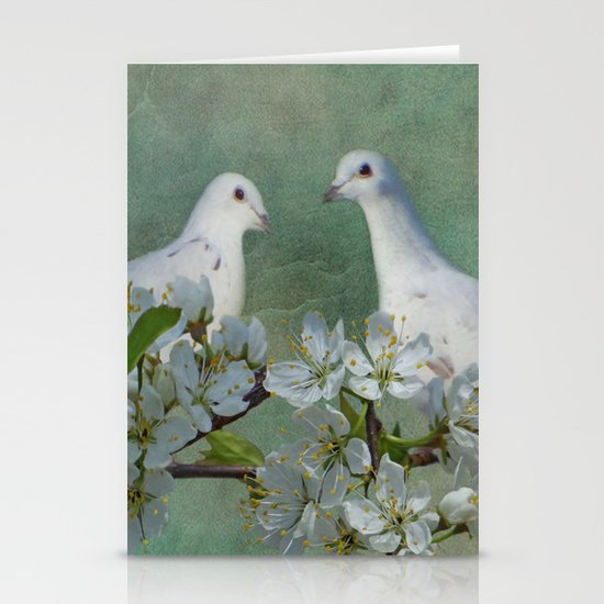 A Spring Thing Stationery Cards