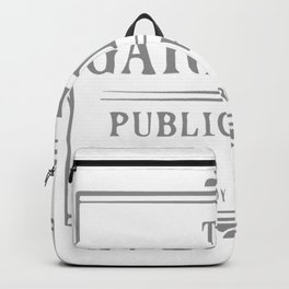 The Garrison Backpack