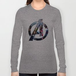 The Avengers 2 Long Sleeve T-shirt