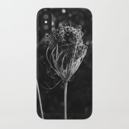 We Huddled Together for Warmth iPhone Case
