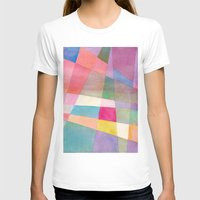 grid T-shirts featuring Grid by Dreamy Me