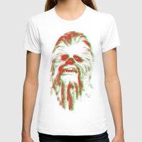 chewbacca T-shirts featuring Chewbacca by mangen