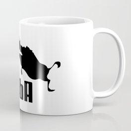 Pumba Coffee Mug