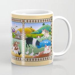 Country folk Coffee Mug