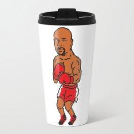 boxing kickboxing kick hero new art 2018 cartoon Travel Mug
