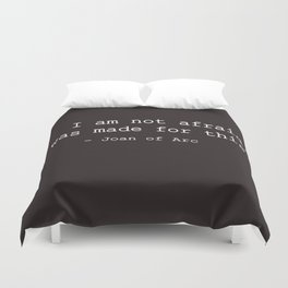 I was made for this Duvet Cover