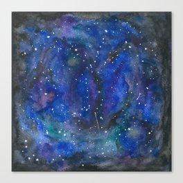 Galactic Canvas Print