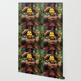 Papua New Guinea Chief Wallpaper