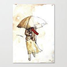 Outono Canvas Print