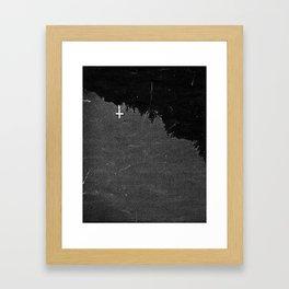 DARK PT 46 Framed Art Print