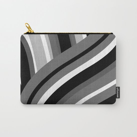 Twisted Turn Carry-All Pouch