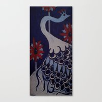 deco Canvas Prints featuring deco. by Korrin Vanderhoof