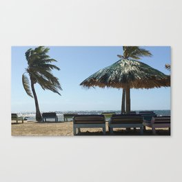 resort Canvas Print