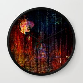 Delfina Wall Clock