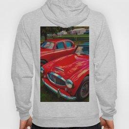 Austin Healey British Sports Car Hoody