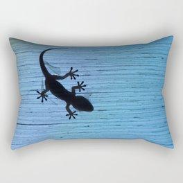 Gekkota Gecko baby 8286 Rectangular Pillow
