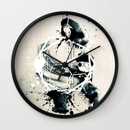 A day different than usual. Wall Clock