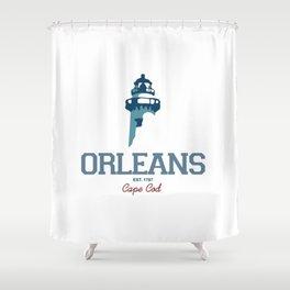 Orleans - Cape Cod. Shower Curtain