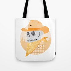 Wanted Dead Tote Bag