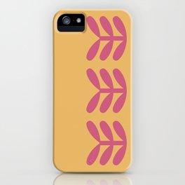 Honeysuckle iPhone Case