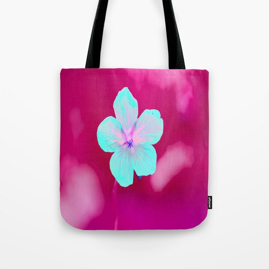 Colorful Flower #1  Tote Bag