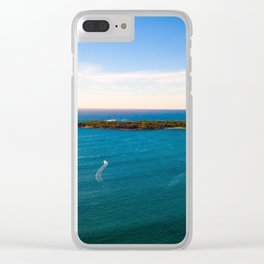 Cronulla, New South Wales Clear iPhone Case