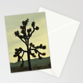 JOSHUA TREE - NATIONAL PARK - MOJAVE DESERT - CALIFORNIA Stationery Cards