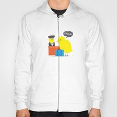 Chick in! Hoody