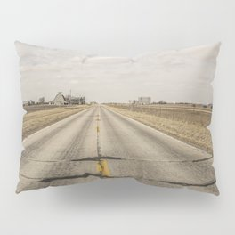 The Mother Road Pillow Sham
