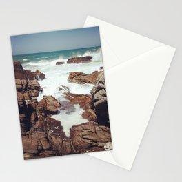 West Coast rocks Stationery Cards