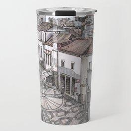 Portugal Market Albufeira Travel Mug