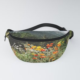Mountain garden Fanny Pack