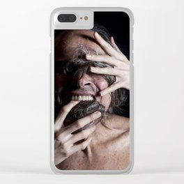 Electra Clear iPhone Case