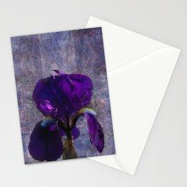 Captivating Iris Stationery Cards