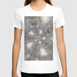 Light Speed - Abstract Photographic Art by Fluid Nature T-shirt