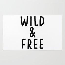 wild & free Rug