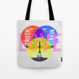 Bohemian Ideals Tote Bag