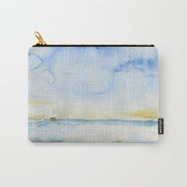 Venice California Carry-All Pouch