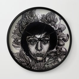 Nature By Davy Wong Wall Clock