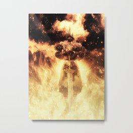 Lord Gwyn  Metal Print