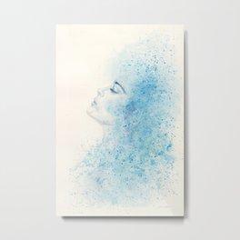 Liquide Metal Print
