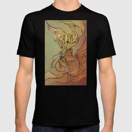 abstract floral composition 2 T-shirt